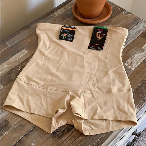 Maidenform Other - Tummy control hi waisted boy shorts